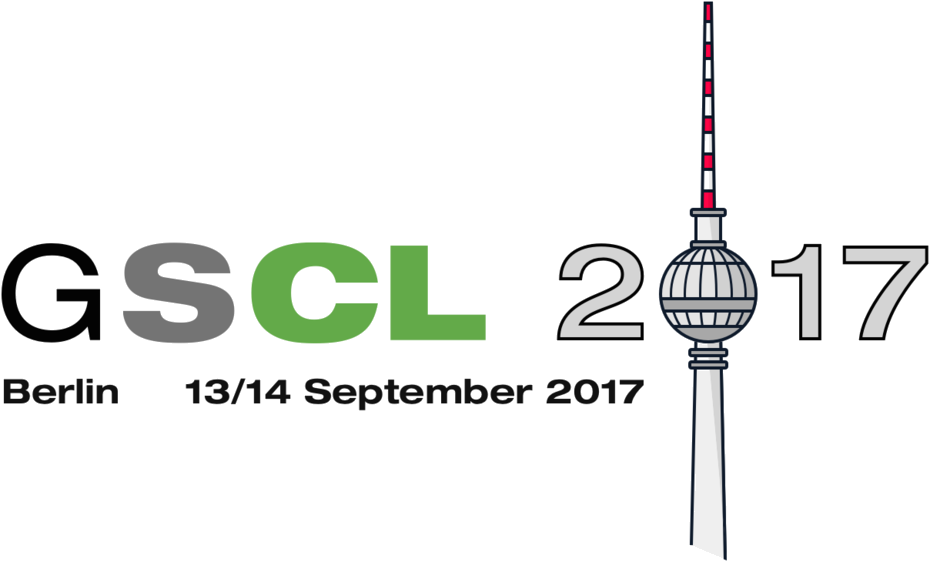GSCL 2017 – International Conference of the German Society for Computational Linguistics and Language Technology
