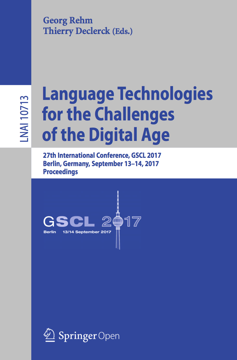 GSCL 2017 Proceedings